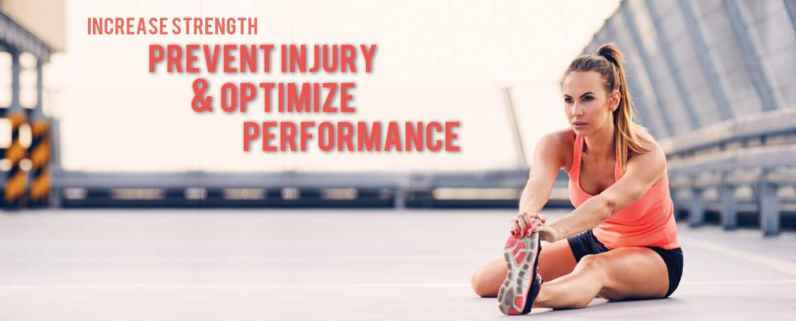 Sports Injury Pain Relief & Prevention