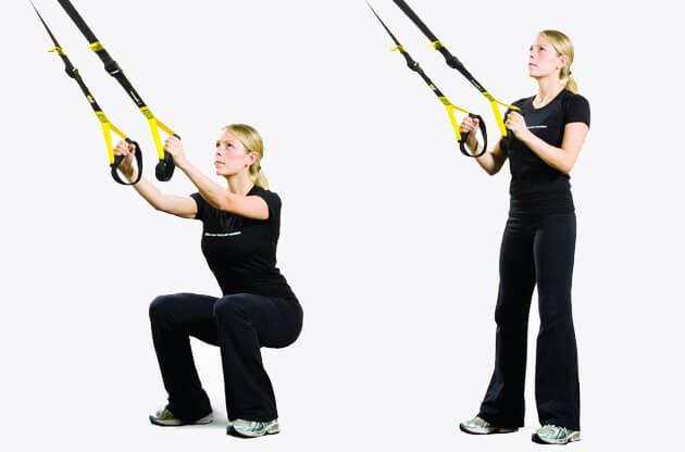 trx-squats