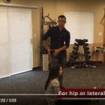 IT Band Stretch For Knee and Hip Pain