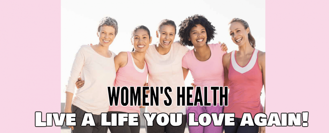 Women's Health & Pain Relief