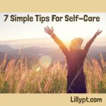 Self-Care: 7 Simple Tips