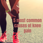 5 Most Common Causes of Knee Pain